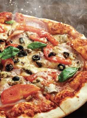 An image of port macquarie best homemade pizza from ports sacred pizza